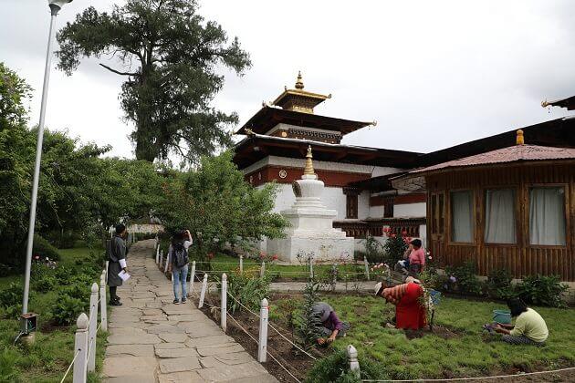 best Bhutan textile tours