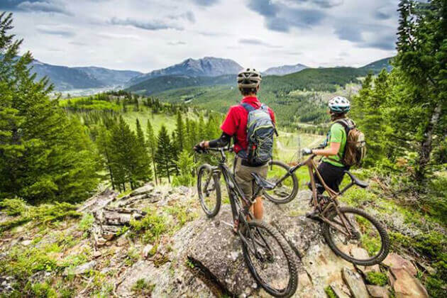 mountain biking - bhutan adventure packages