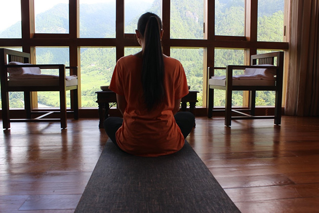 Bhutanese greeting language