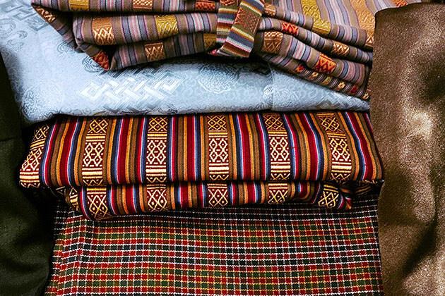 bhutan dress code