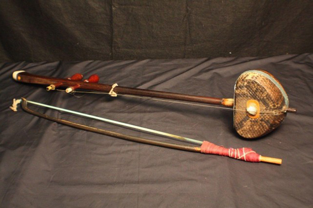 chiwang is a bhutan traditional instruments