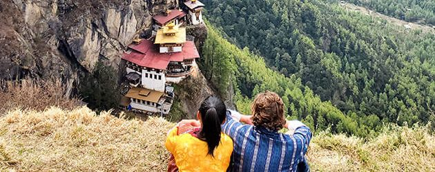 Bhutan Classic and Little Trekking Tour – 8 Days