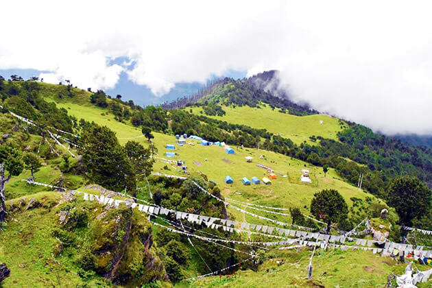 Bumdra Monastery - bhutan 1 week trip