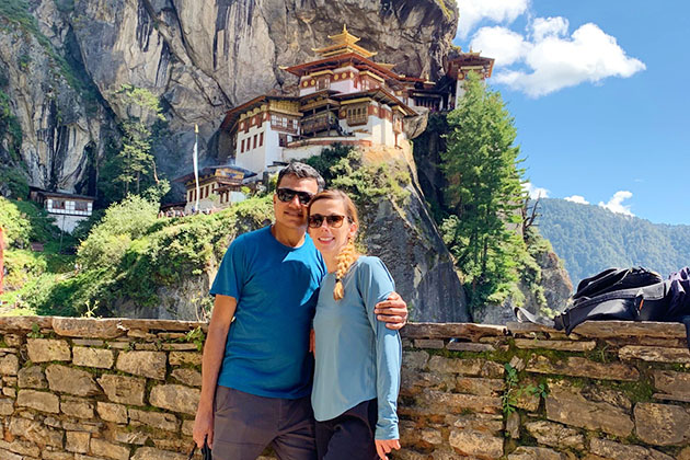 Feedback from Andrea - bhutan tours