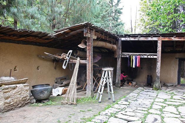 Folk Heritage Museum - bhutan 1 week trip