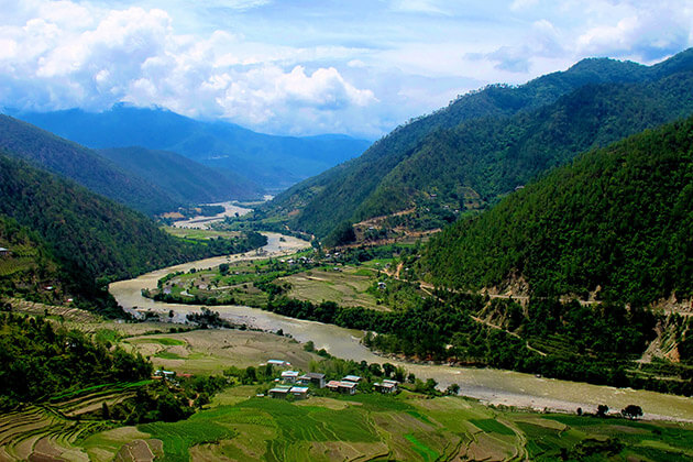 Haa valley - bhutan tour itinerary packages