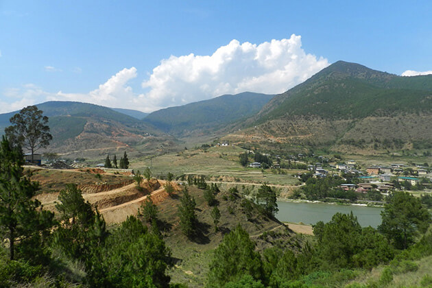 Lobesa valley