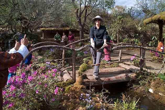 Royal Botanical Garden - 1 week in bhutan