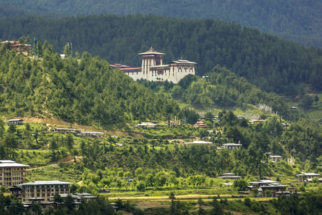 bumthang - honeymoon in bhutan