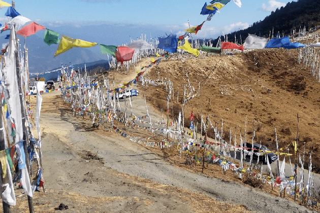 chelela pass - bhutan itinerary