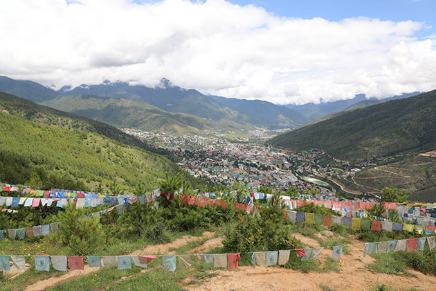 thimphu - bhutan for honeymoon
