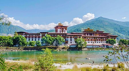 Bhutan adventure tour - Beyond the Cloudy Journey