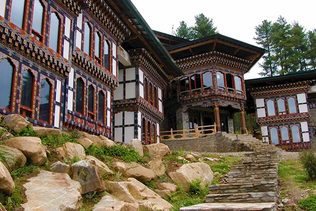 Dewachen Resort - bhutan resorts