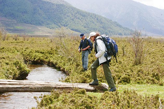 Kayche La - best bhutan 2 week itinerary