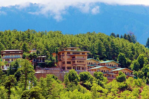 Mandala - best bhutan resorts