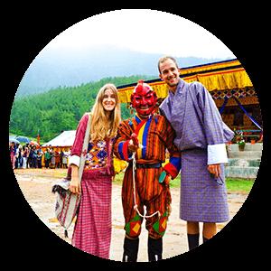 Safety in bhutan