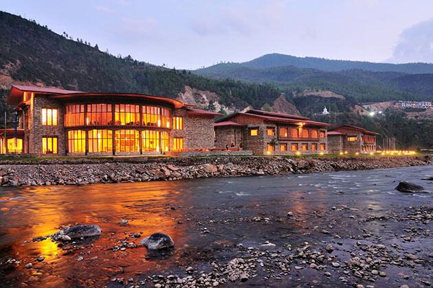 Terma Linca Resort in Bhutan