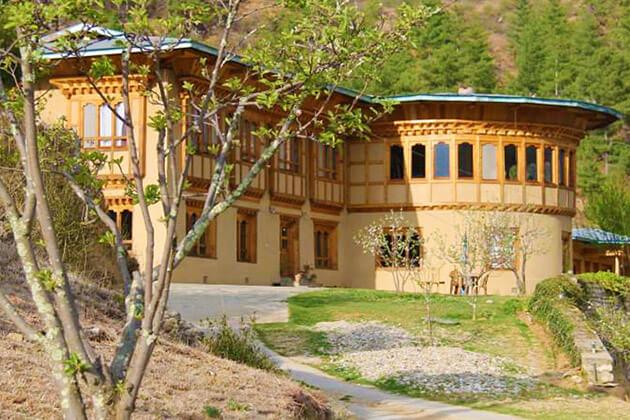 rema resort in bhutan