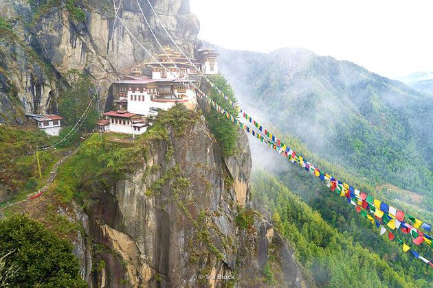 Best monasteries in bhutan