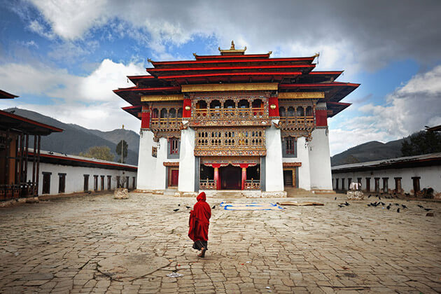 10 Most Stunning Monasteries in Bhutan