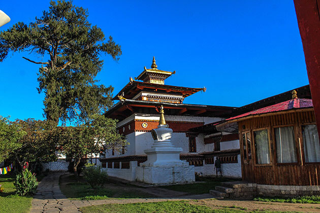 Kyichu Lhakhang is a Monastery in Bhutan