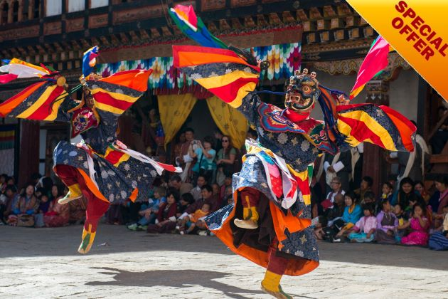 Summer is on its way, visit Bhutan now!