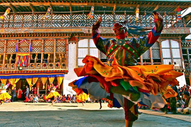 bhutan travel promotion 2