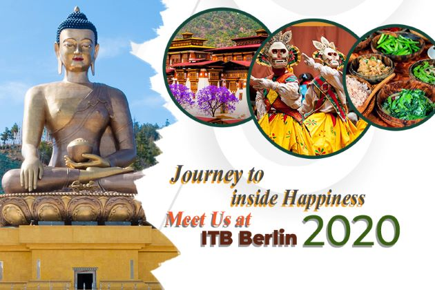 Go Bhutan Tours to Attend ITB Berlin 2020