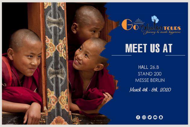 meet go bhutan tours at itb berlin 2020