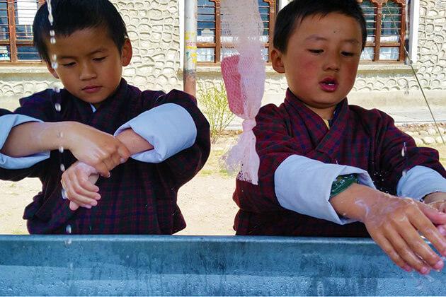 bhutan coronavirus data