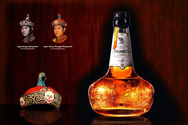 prophecy is the best whisky in bhutan