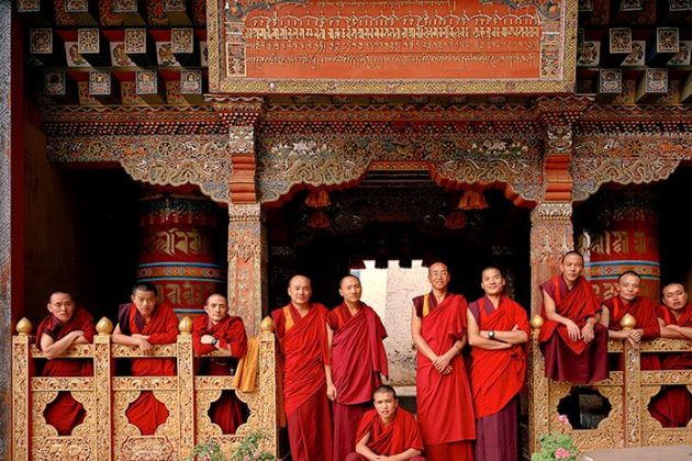 travel with confidence to bhutan