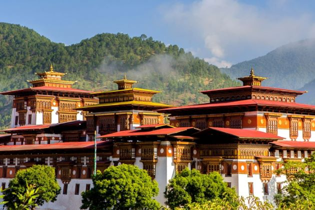 bhutan looks to open for tourism